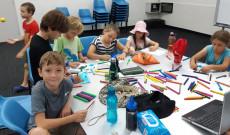 Az iskolatábor tanulási ideje