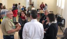 A dublini iskolák vezetői és Szöcs László
