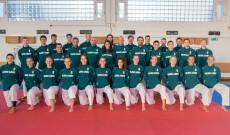 Magyar korosztályos karate válogatott