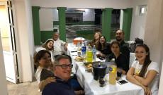 Vacsora a Magyar Egyesületben