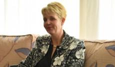 Kese Beatrix a Magyar Országgyűlés Hivatalának külügyi igazgatóhelyettese