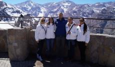 KCSP-sek az Andokban