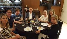 Szent István napi ebéd Paraguayban