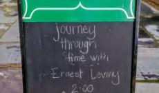 Utazás az időben Leviny Ernővel