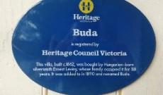 A Buda Ház a Viktóriai  Örökség része