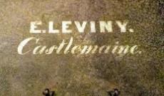 Leviny Ernő utazóládájának fedele (Buda Ház, Castlemaine)