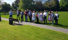 1956-os megemlékezés a christchurch-i Magyar Parkban 2019.10.20-án