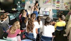 Előadás a Magyar Iskola Sydney-nél