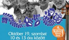A Kaláka Együttes a Zrínyi Ifjúsági Körben