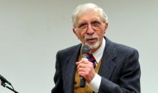 Dr. Hegyváry Csaba élő történelemórát tartott
