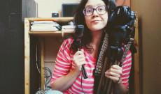 új mikrofon és állvány