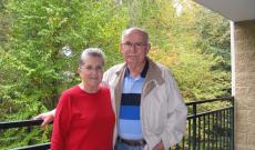 a Kropog házaspár