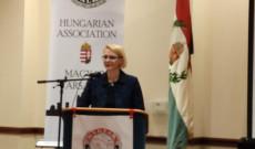 Dr. Bencsik Zita beszéde Trianonról