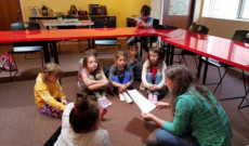Tanítás a hétvégi iskolában