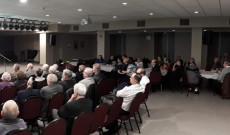 Nemzeti összetartozás éve programsorozat Hamiltonban- Szent István országa előadás