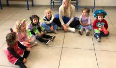Jelmezes ünnepség a magyar oviban