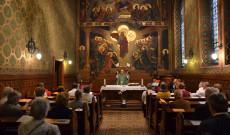 Kájoni János - hálaadó szentmise az erdélyi ferences szerzetesért