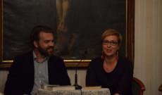 Stumpf András újságíró beszélgetett az íróval, Zsuffa Tündével