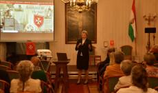 Missziós est: Kaetschmer Katalin a Máltai Lovagrend tagja