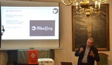 Missziós est: Varga János rektor a Rimini Meetingek krónikása