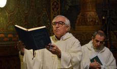 Vencser László atya, az Ausztriai Idegennyelvű Pasztoráció országos igazgatója
