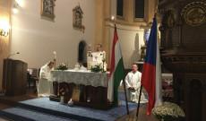 Magyar nyelvű szentmise Karlovy Varyban