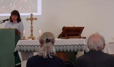 vasárnapi szent mise
