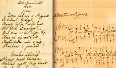 Himnusz - szöveg és kotta