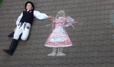 Gémes Mátyás - Kis Csöbörcsök táncosa