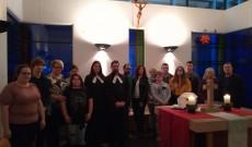 Lipcsei közösség január 18-án