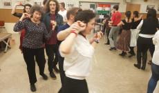 gólyás tánc