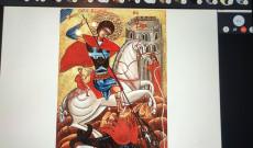 Szent György festmény
