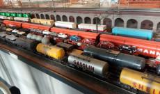 Vasúti modellek