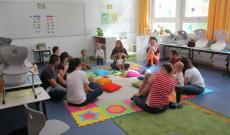 Regensburgi Konzuli Magyar Iskola, óvodai csoport