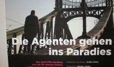 film, Regensburg, ügynökök, Dézsy, mozi