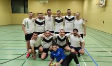 A győztes FMF Freiburg csapata