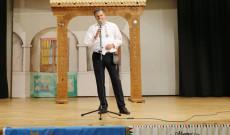 Szennyessy László elnök megnyitó beszéde