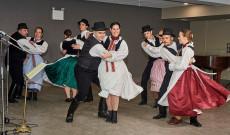 Izsák Zoltán Sotiris -Szolnokiné Jazckó Xénia- Zselyki táncok- Kodály Együttes