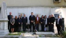 Szűk körben emlékeztek az isztambuli magyarok