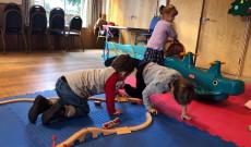 Játékból széles a választék a gyerekek nagy örömére