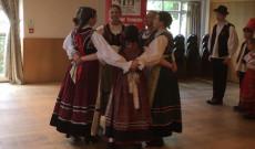 Részlet a guildfordi Magyar Iskola március 15-ei műsorából