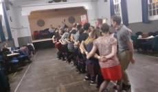 Március 7-ei magyar táncház Guildfordban