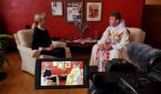 Újmisés interjú