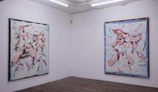 A galériában