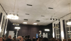 Koncert és fogadás a Joséphine pavilonban