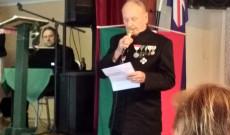 Kapitány Somogyi Sándor, a Szabadságharcos Szövetség queenslandi elnöke
