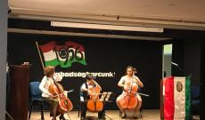 Magyar dalok a Mikes triótól