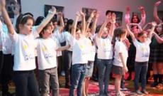 Gyermekkórus találkozó, Mindszentynum KulturálisKözpont, Buenos Aires, 2017.