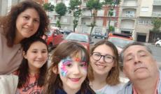 Juhász család, Buenos Aires
