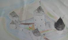 Collina Lucas, 9 éves — Tokaji vár